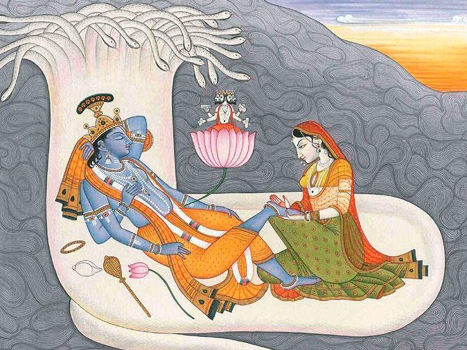 Olisticmap - Massaggio Spirituale Govindan