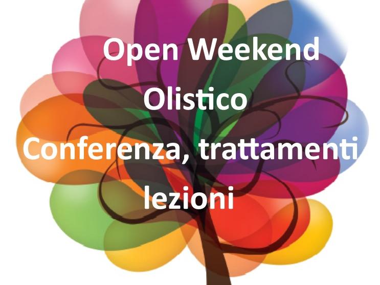 Olisticmap - Open Weekend Olistico