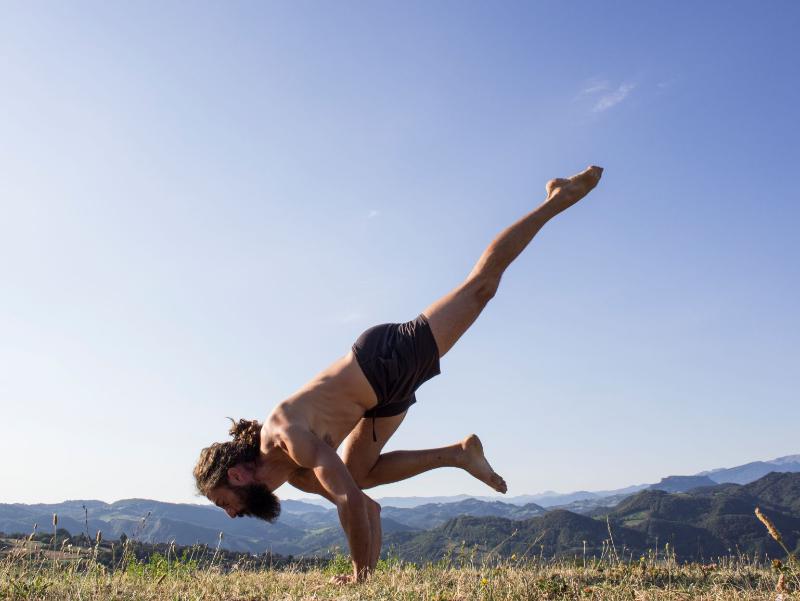 Olisticmap - Il Risveglio:ritiro ashtanga yoga di Pasqua