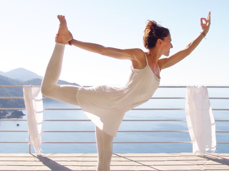 Olisticmap - Yoga Retreat nel Parco Nazionale delle Cinque Terre