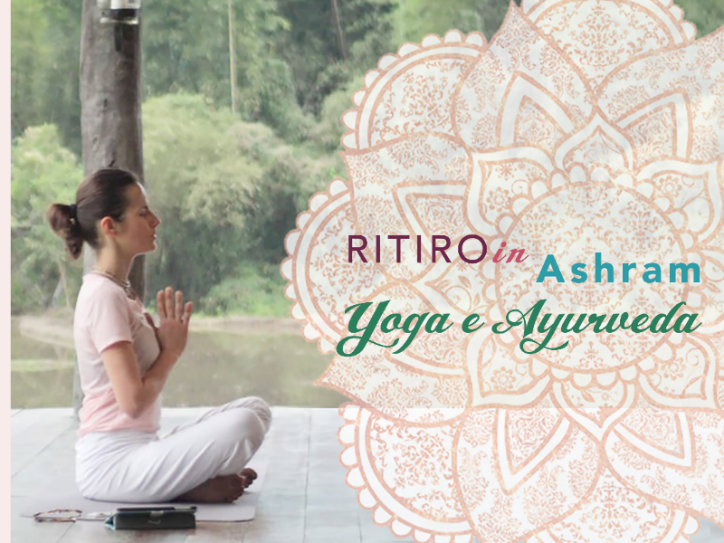 OlisticMap - Ritiro di Yoga e Ayurveda in Ashram
