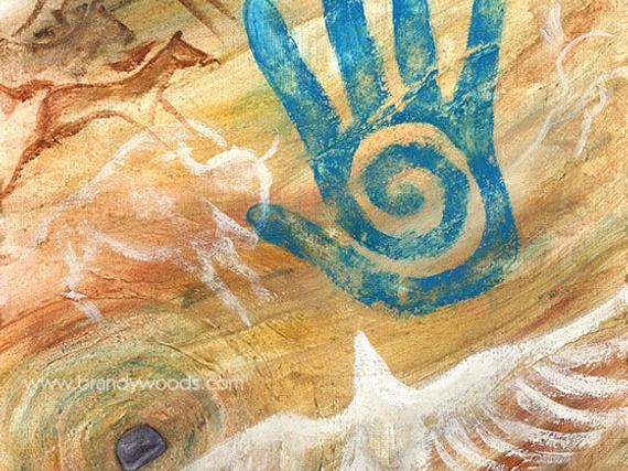 Olisticmap - Arte Sciamanica