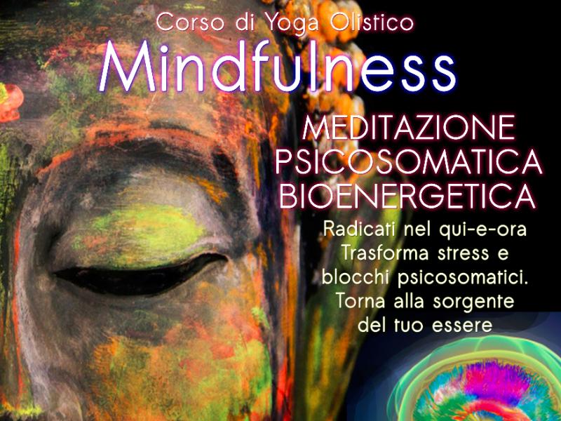 Olisticmap - Corso di Mindfulness Psicosomatica: yoga olistico (online)