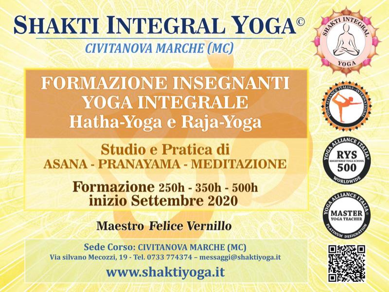 Olisticmap - Corso Formazione Insegnante Yoga (250h-350h-500h)