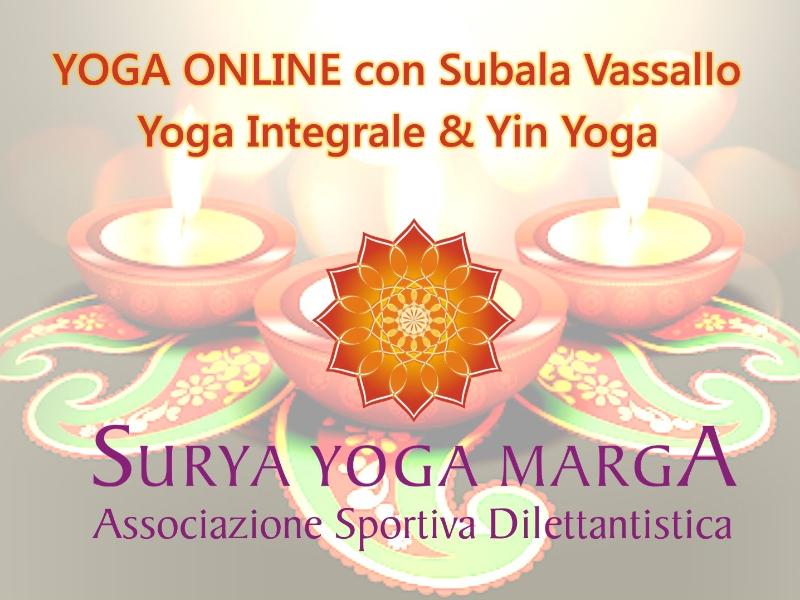 Olisticmap - Corso di Yoga ONLINE