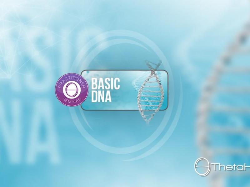 Olisticmap - Seminario ThetaHealing® DNA base online!