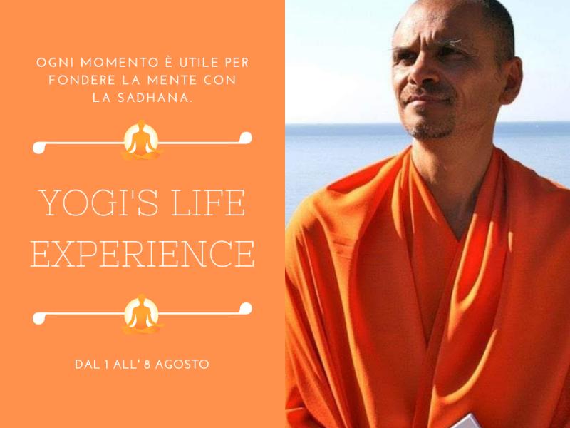 Olisticmap - YOGI'S LIFE EXPERIENCE 1/8 agosto 2020