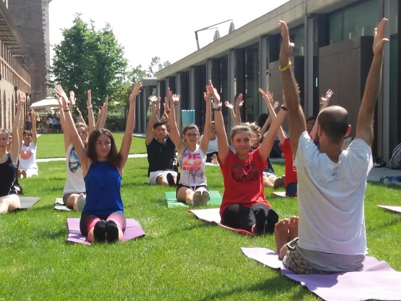 Olisticmap - Hatha Yoga in  Maremma Toscana
