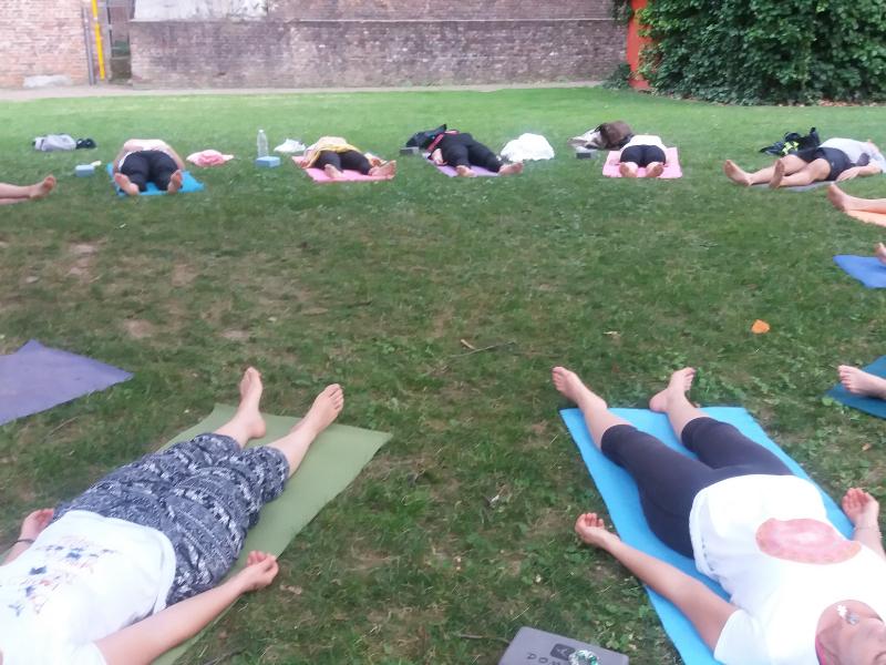 Olisticmap - Yoga in Maremma Toscana