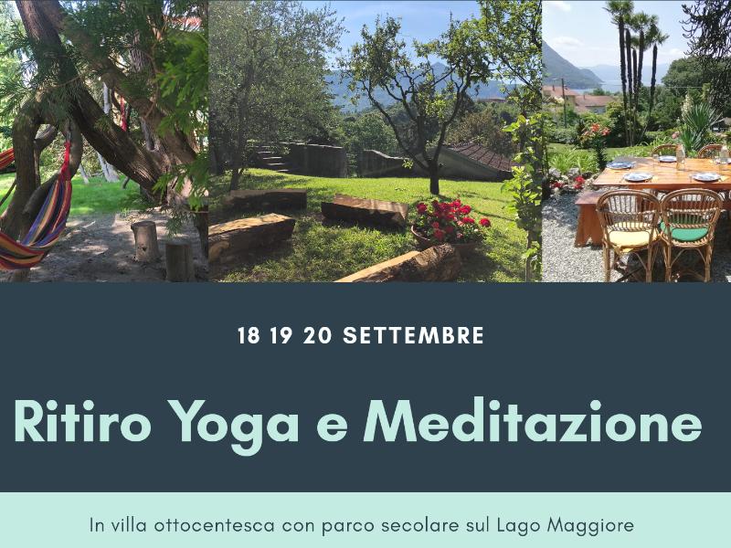 Olisticmap - Ritiro Yoga e Meditazione sul Lago Maggiore