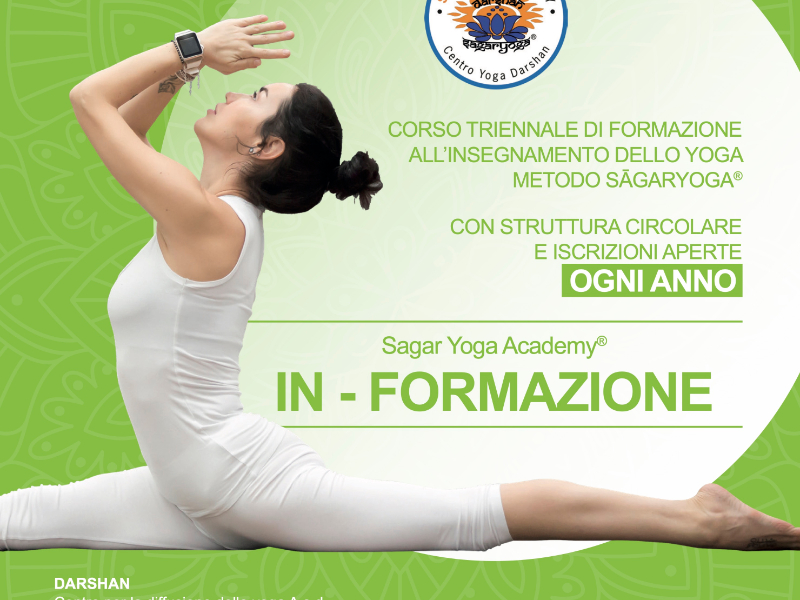 Olisticmap - IN – FORMAZIONE Sagar Yoga Academy®