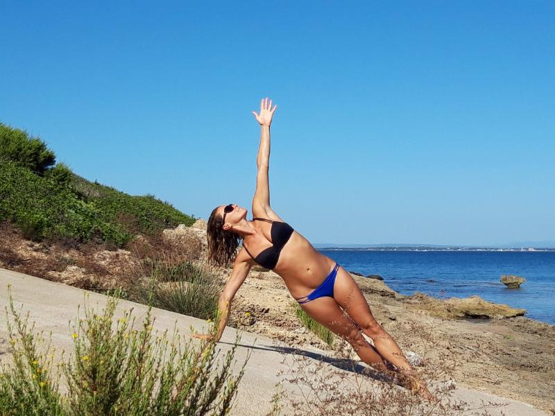 Olisticmap - Natura , Yoga & Sup in Sardegna
