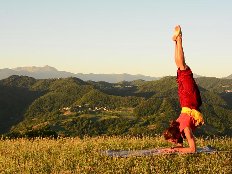 Olisticmap - Ritiro Ashtanga yoga di ferragosto  in natura