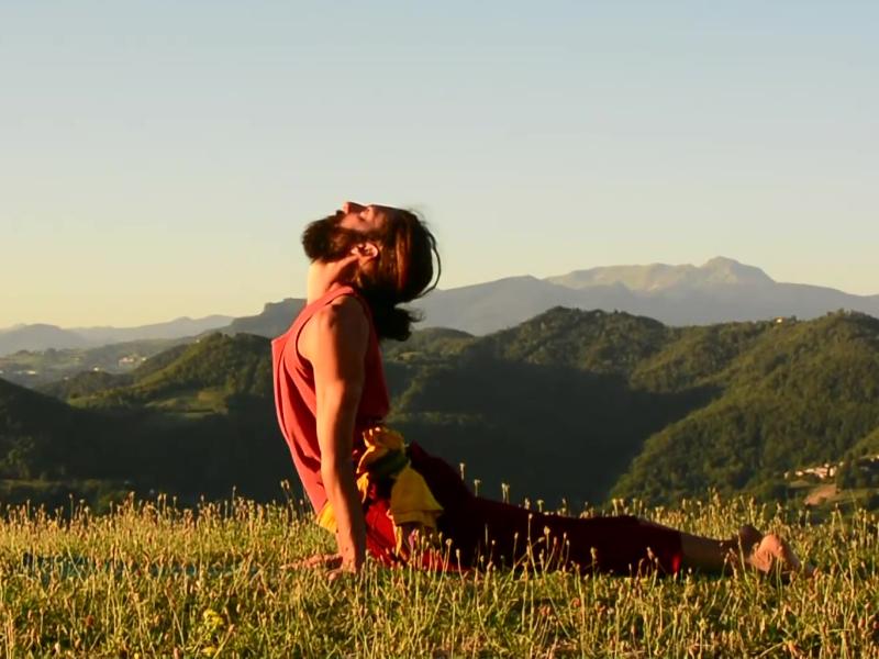OlisticMap - Yoga Arte Suono: ritiro in natura