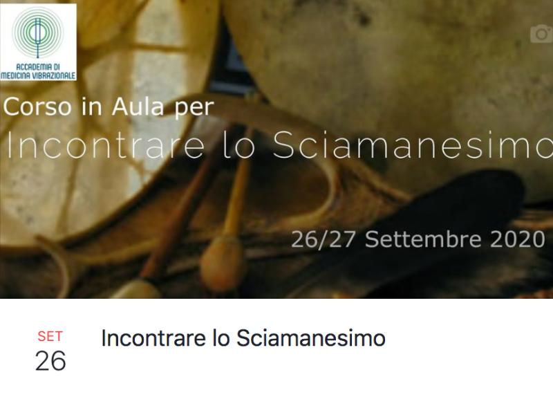 Olisticmap - Incontrare lo Sciamanesimo