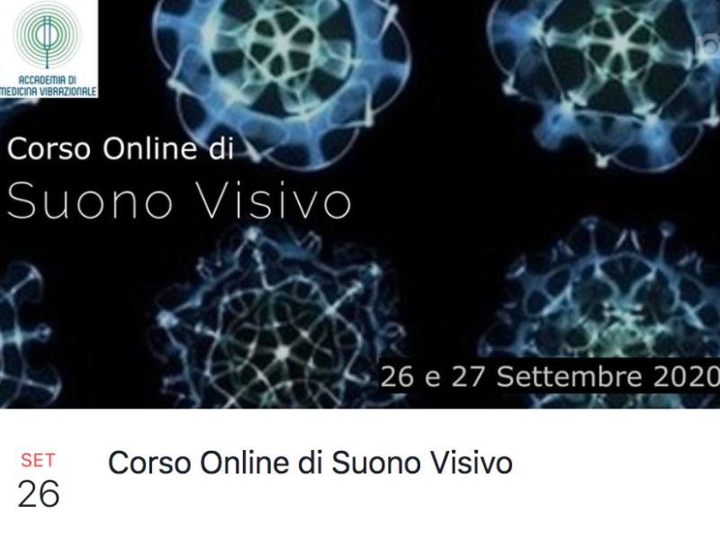 Olisticmap - Corso Online di Suono Visivo