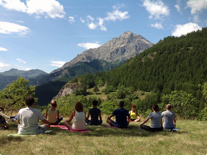 Olisticmap - Rigenerati con una Vacanza Yoga in Montagna