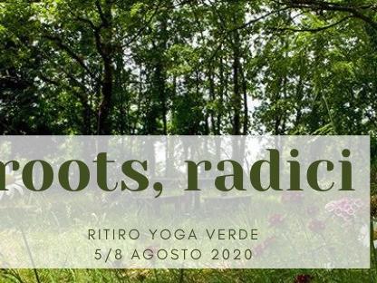 Olisticmap - Ritiro yoga verde - ROOTS-radici