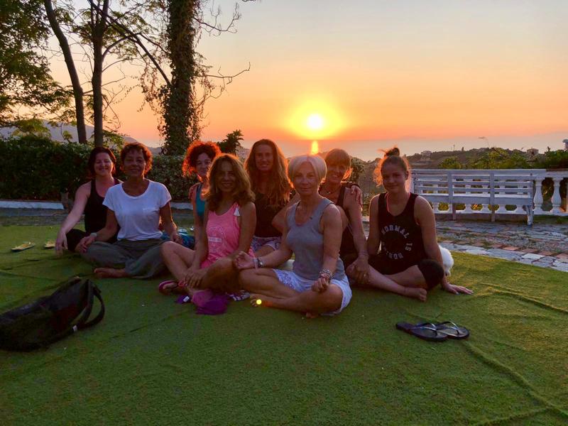 Olisticmap - Yoga Mare e Cultura