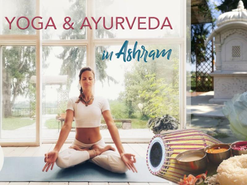 Olisticmap - Yoga e Ayurveda in Ashram