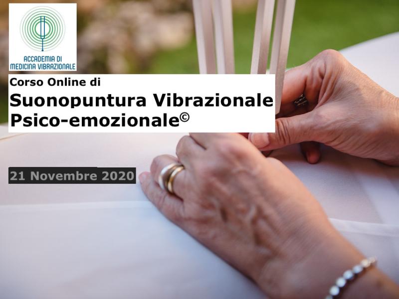 Olisticmap - Suonopuntura Vibrazionale Psico-emozionale©