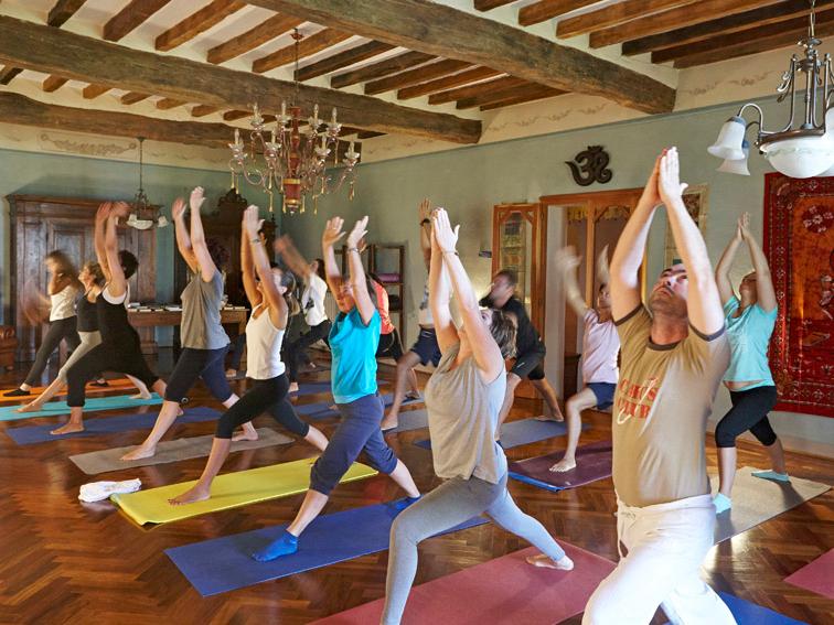 Olisticmap - Open Day Ashtanga Yoga