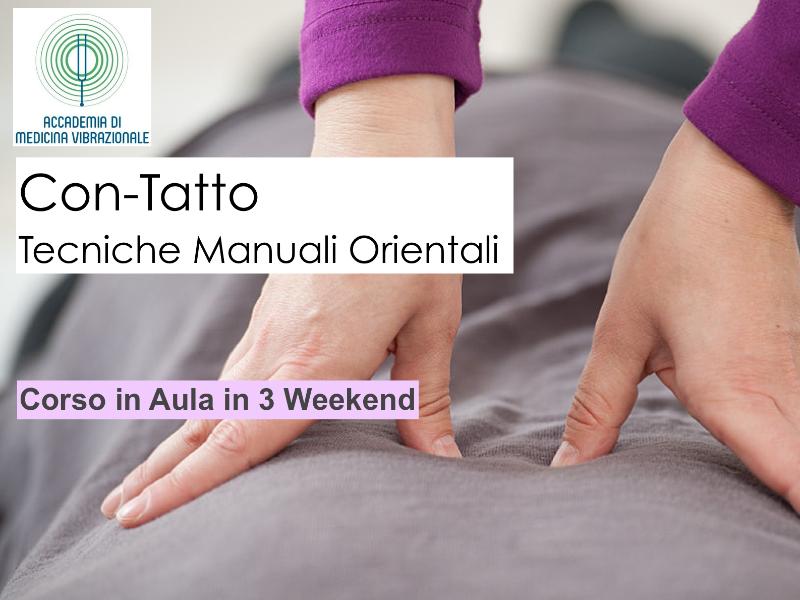 Olisticmap - Con-Tatto Tecniche Manuali Orientali