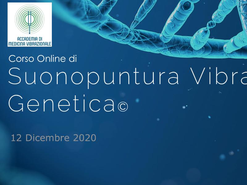 Olisticmap - Corso Online di Suonopuntura Vibrazionale Genetica©