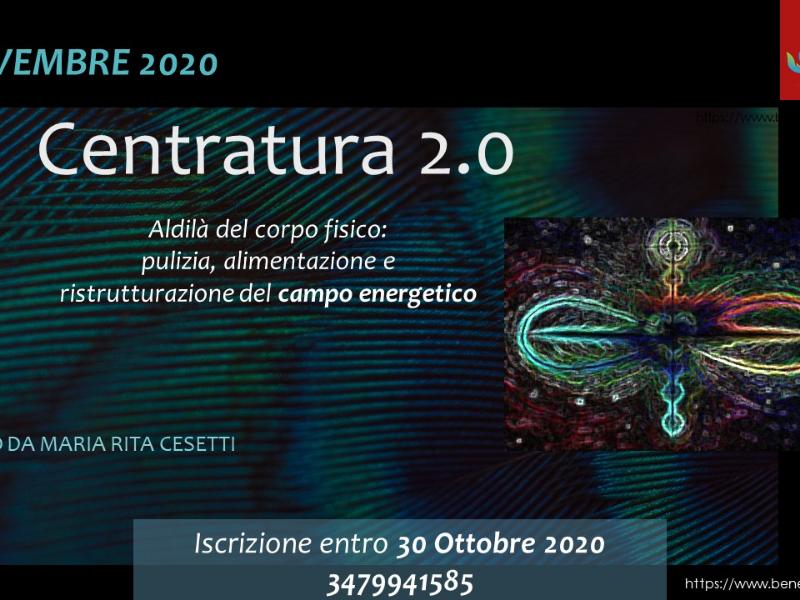 Olisticmap - Centratura 2.0