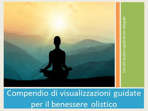 Olisticmap - Compendio di visualizzazioni guidate per il benessere olistico