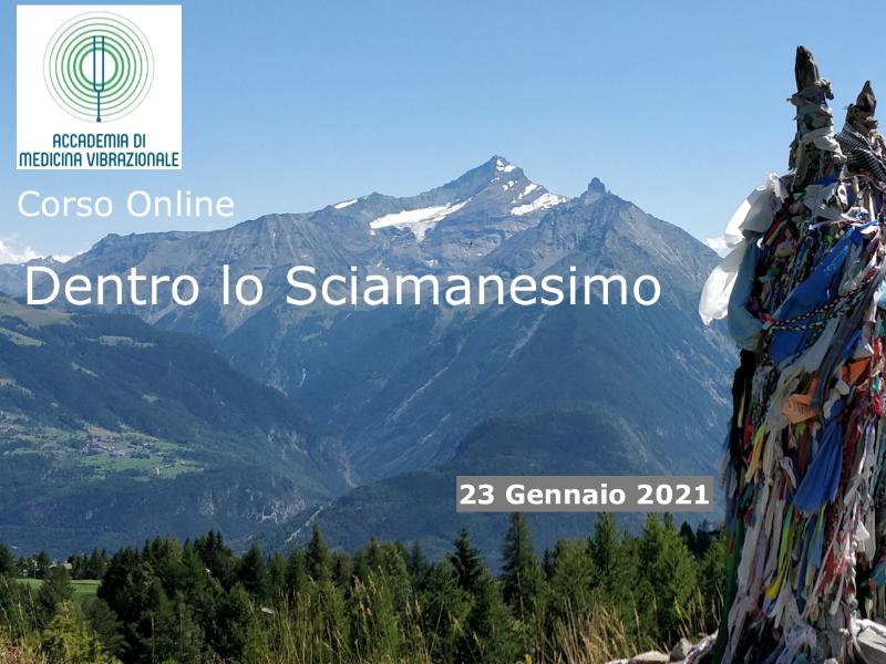 Olisticmap - Dentro lo Sciamanesimo