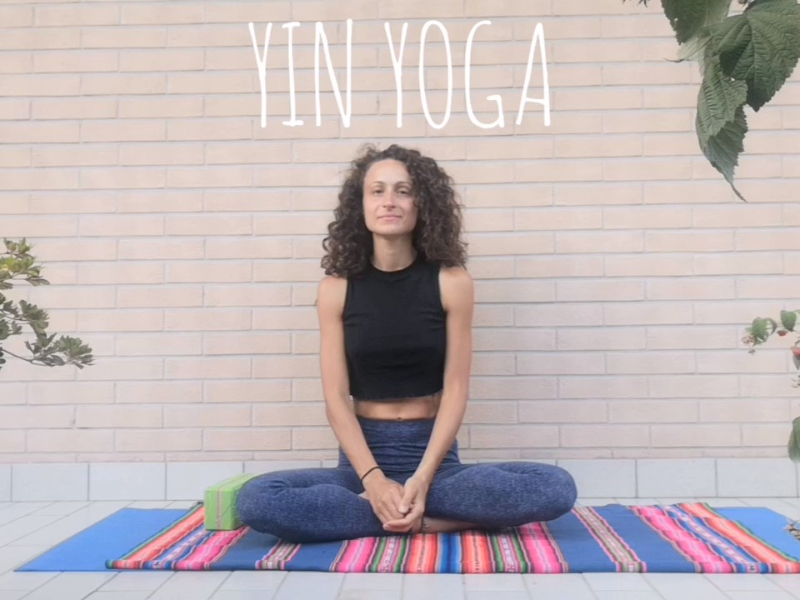 Olisticmap - Yin yoga, per dormire bene