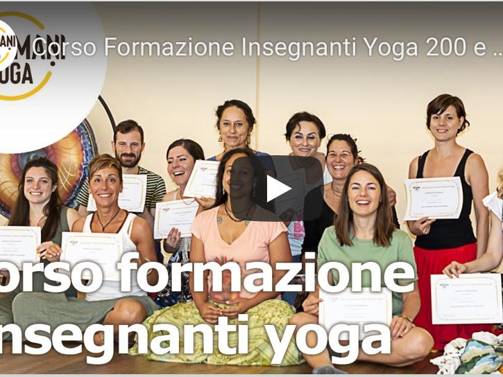 Olisticmap - Corso Formazione Vinyasa Yoga 200 Ore