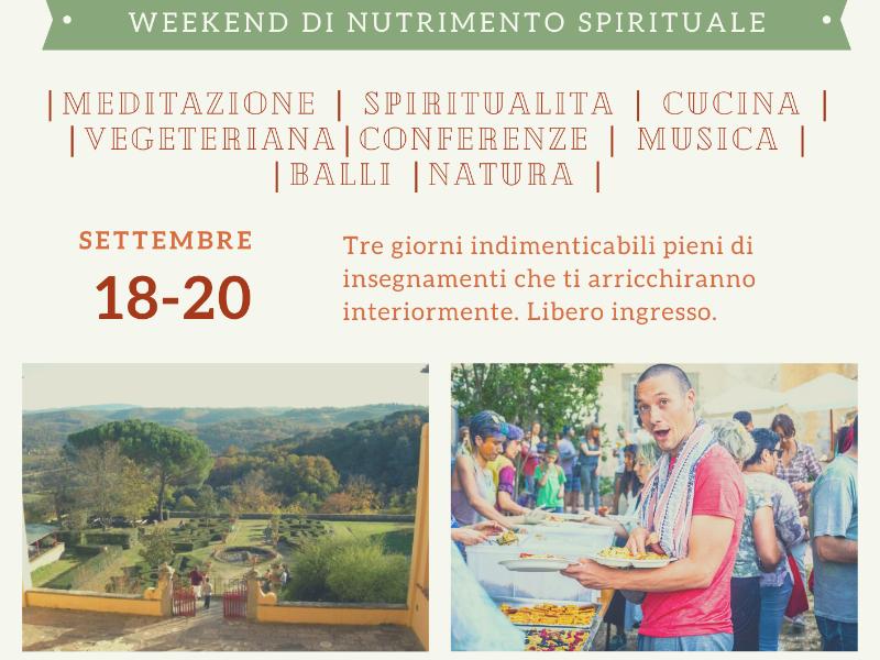 Olisticmap - Bhakti Retreat Firenze Toscana