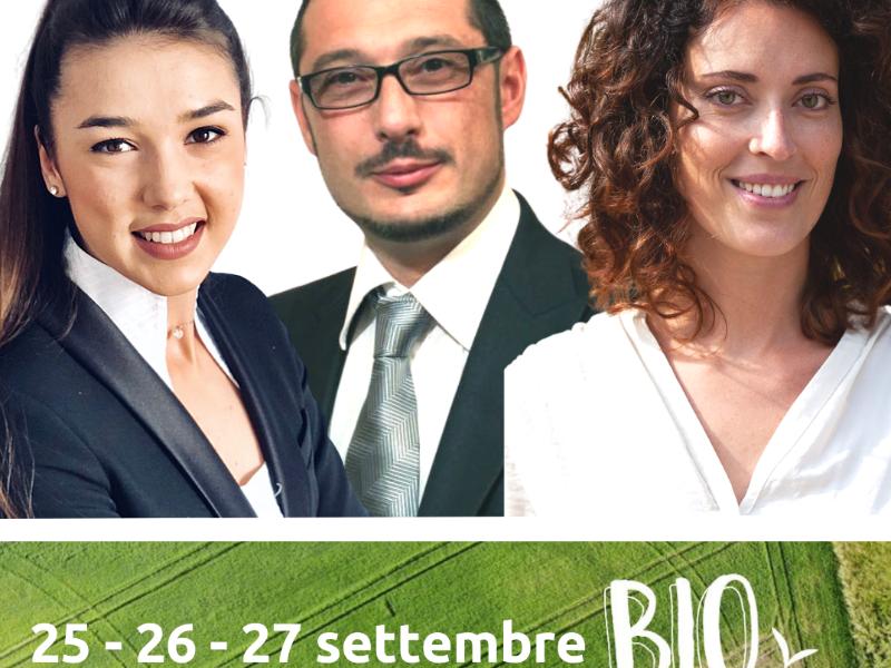 Olisticmap - Festival BIO-BENE 2020 al Castello di Novara
