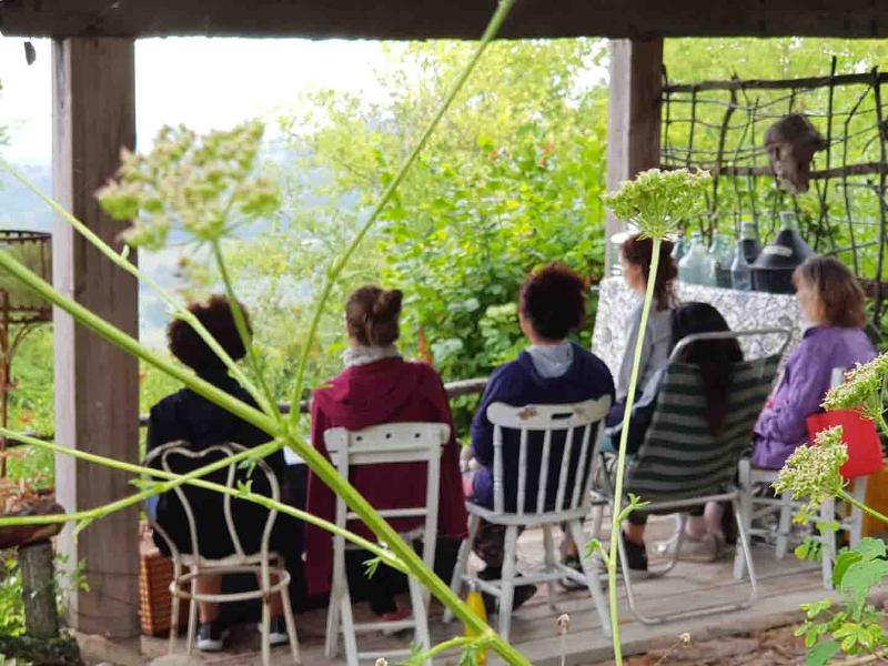 Olisticmap - Ritiro Di Meditazione Nel Bosco – Shinrin-Yoku