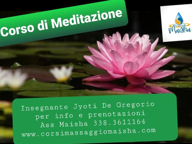 Olisticmap - Corso di Meditazione