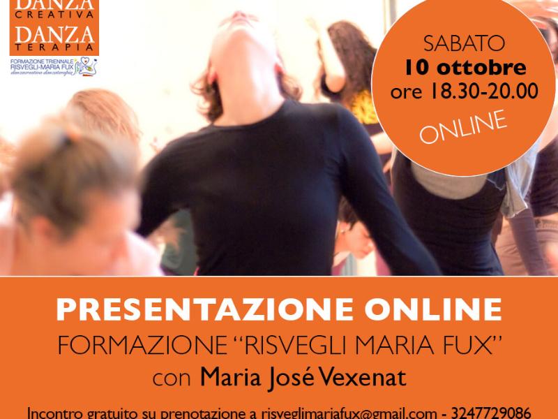 Olisticmap - Presentazione Online Formazione in Danzacreativa - Danzaterapia