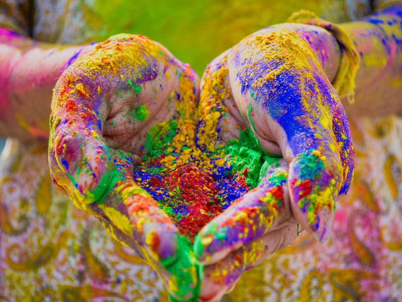 Olisticmap - Seminario sui colori