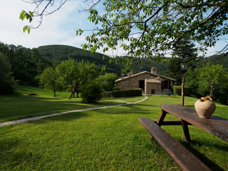 Olisticmap - YogaArte Retreat–I Guna Romantik Hotel Le Silve di Armezzano–Assisi