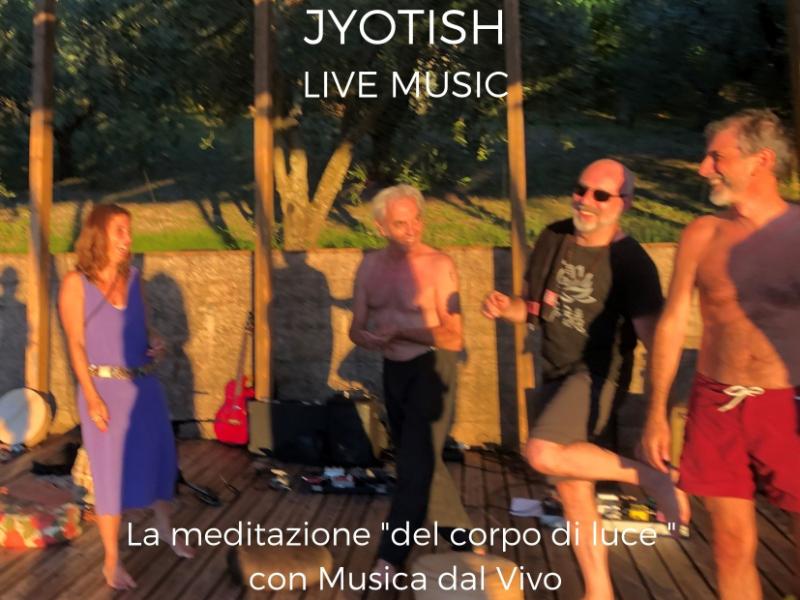 Olisticmap - Jyotish Live Music