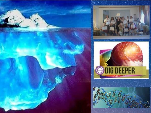 Olisticmap -  ThetaHealing®  Dig Deeper