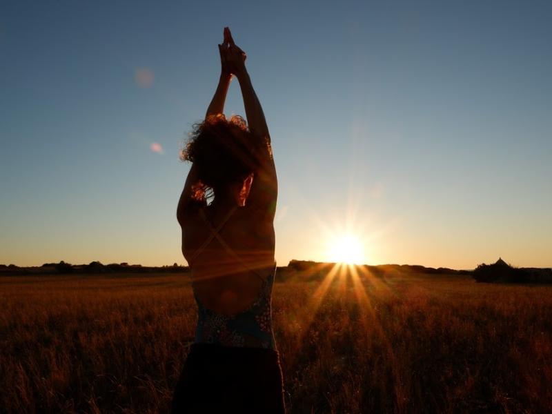 Olisticmap - Lezione di Yoga Online