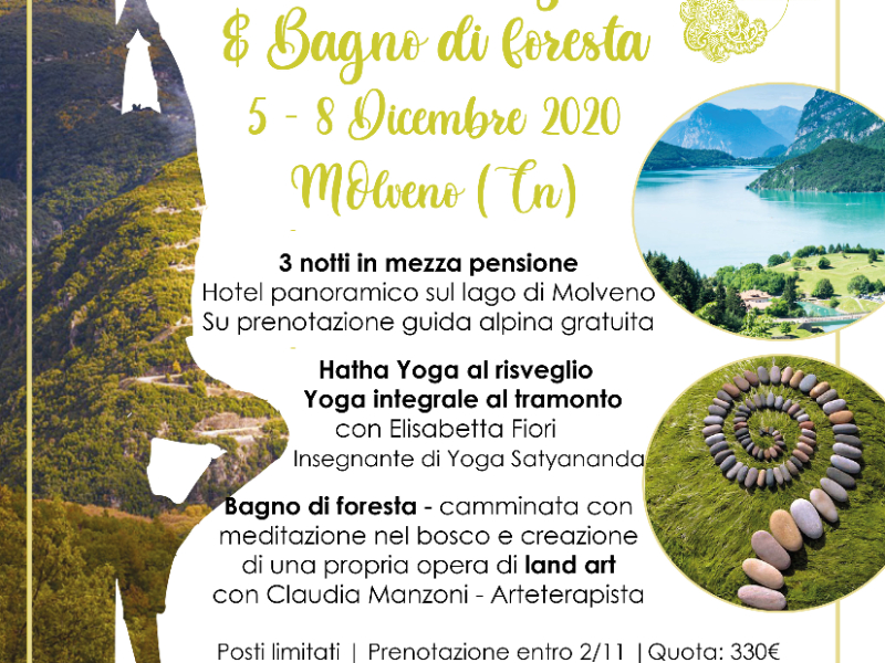 Olisticmap - Weekend Yoga e Bagno di foresta