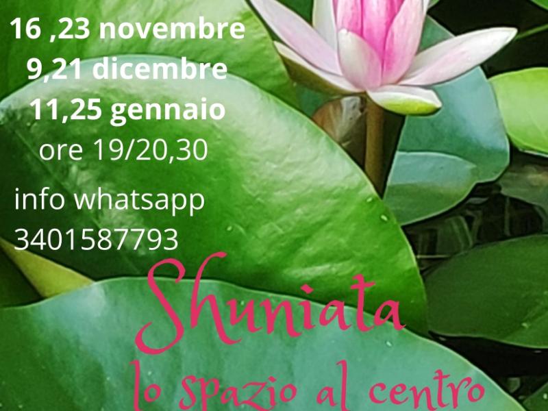 Olisticmap - Shuniata - Lo Spazio al Centro