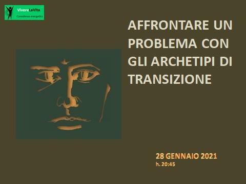OlisticMap - AFFRONTARE UN PROBLEMA CON GLI ARCHETIPI DI TRANSIZIONE (online)