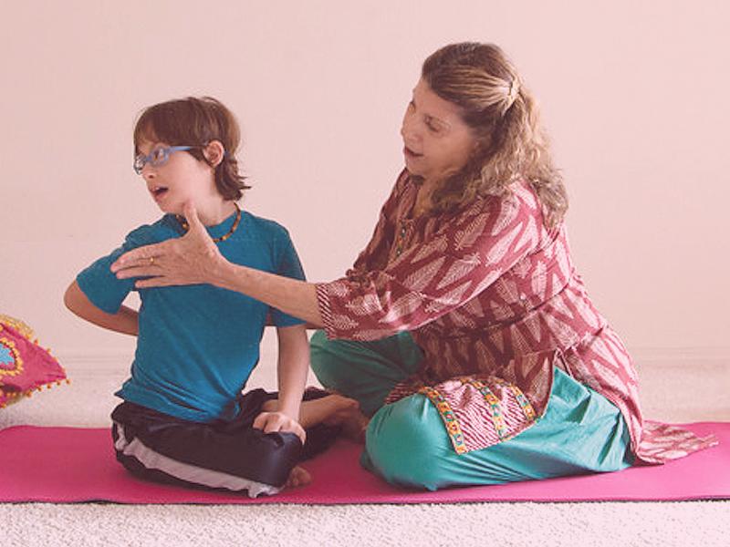 Olisticmap - Corso di formazione online - Yoga per bambini con bisogni speciali