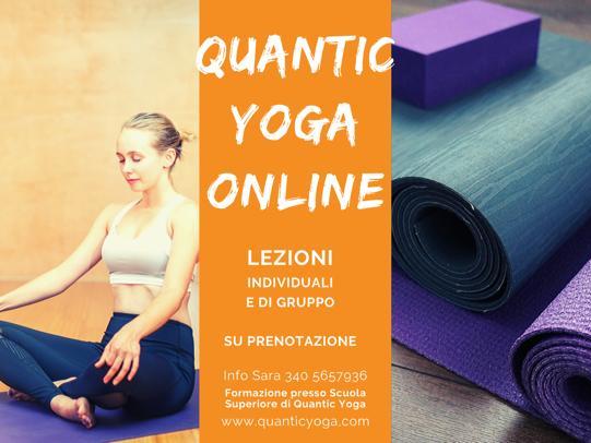Olisticmap - Quantic Yoga