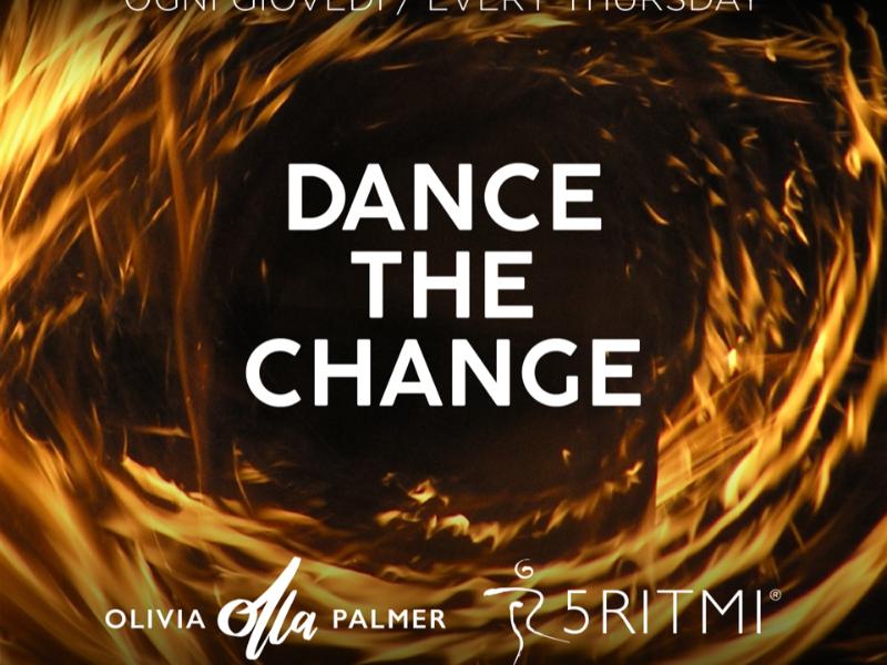 OlisticMap - DANCE THE CHANGE Online ogni giovedì
