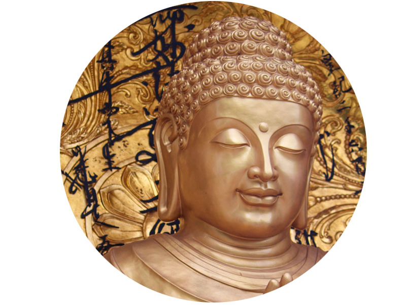 Olisticmap - Calma di Buddha 2